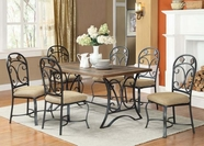 ACME Keile 71125-71127 DINING TABLE SET