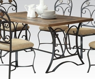 ACME Keile 71125 DINING TABLE