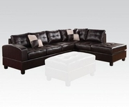 ACME Kiva 51195 ESP RFA CHAISE SECT W/2PILLOWS (2CTN)