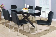 ACME Lenia 71005-71007 DINING TABLE SET