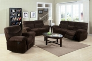 ACME Loakim 50480-50481 CHOCOLATE CHAMPION SOFASET W/MOTION