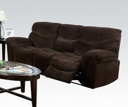 ACME Loakim 50480 CHOCOLATE CHAMPION SOFA W/MOTION