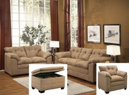 ACME Lucille 50360-50361 VELOCITY LATTE SOFA SET