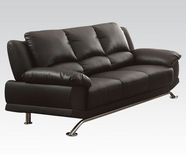 ACME Maigan 51205 BLACK BLM SOFA