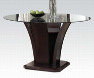 "ACME Malik 70500 54""RD DINING TABLE"