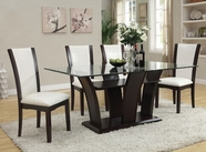 ACME Malik 70505-70502 RECT. DINING TABLE SET