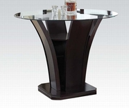 "Acme Malik 70510 48""Gl Counter Height Table"