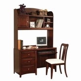 ACME Manhattan 04170V-04171V STUDENT DESK AND HUTCH