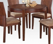 "ACME Mauro 70542 42"" DIA DINING TABLE"