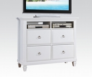 ACME Merivale 22427 WHITE TV CONSOLE