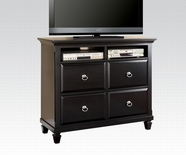 ACME Merivale 22447 Black TV CONSOLE