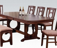 ACME Naldo 60245 DARK WALNUT DINING TABLE