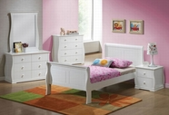 ACME Nebo 30085T-30105-30106 WHITE YOUTH BEDROOM SET