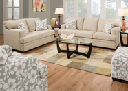 ACME Norell 51255-51256 SOFA SET