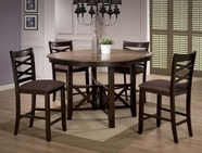 ACME Olivia 16804-16806 COUNTER HEIGHT DINING SET