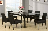 ACME Parrish 71010-71012 DINING TABLE SET