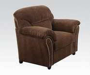 ACME Patricia 50132 DARK BROWN (S1) CHAIR