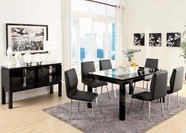 ACME Prisca 70985-71007 DINING TABLE SET