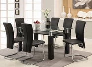 ACME Riggan 60200-60203 DINING TABLE SET
