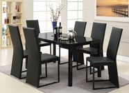 ACME Riggan 60204A-60207 DINING TABLE SET