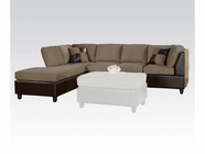ACME SADDLE Easy Rider Sectional Sofa 00110