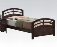 ACME San Marino 14985F D. WALNUT FULL BED