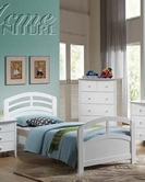 ACME San Marino 19155F WHITE FULL BED