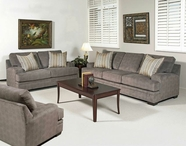 ACME Serta 51005-51006 SMOOTHIE GRAY SOFA SET