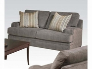 ACME Serta 51006 SMOOTHIE GRAY LOVESEAT