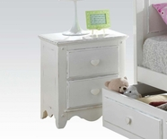 ACME Sweetheart 30175 WHITE NIGHTSTAND