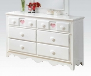 ACME Sweetheart 30177 WHITE DRESSER