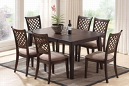 ACME Tommy 4105-4107 DINING TABLE SET