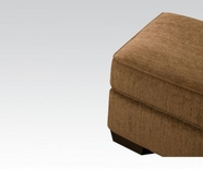 ACME Torilyn 51238 LOLA WALNUT OTTOMAN
