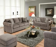 ACME Torilyn 51240-51241 LOLA STEEL SOFA SET