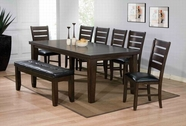 ACME Urbana 4620-4624 CHERRY DINING TABLE SET