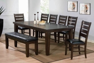 ACME Urbana 74620-74624 ESPRESSO DINING TABLE SET