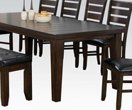 ACME Urbana 74620 ESPRESSO DINING TABLE