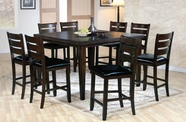 ACME Urbana 74630-74633 ESPRESSO COUNTER HEIGHT TABLE SET