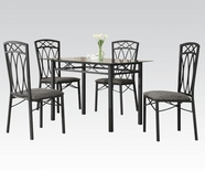 ACME Valera 71030 5PC DINING SET