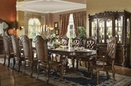 ACME Vendome 62000-62004 CHERRY DINING TABLE SET
