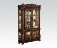 ACME Vendome 62023 CHERRY Curio Cabinet