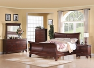 ACME Verona 20210Q-20214-20215 DARK CHERRY BEDROOM SET