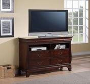 ACME Verona 20217 DARK CHERRY TV CONSOLE