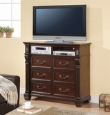 ACME Vevila 20507 CHERRY TV CONSOLE