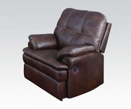 ACME Zamora 50752 BROWN P. MF RECLINER