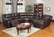 ACME Zanthe 50500-50501-50502-50503-50504 Bonded Leather Sectional Set
