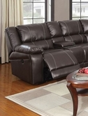 ACME Zanthe 50500 Leather Reclining Chair