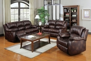 ACME Zanthe 50510-50511 POLISHED MFB MOTION SOFA SET