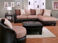 Albany 0358-61 23 40128 Berwick 2Pc Sectional