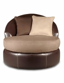 Albany 1120-27-23-52515 Swivel Pod Chair